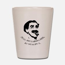 Unique The marx brothers Shot Glass