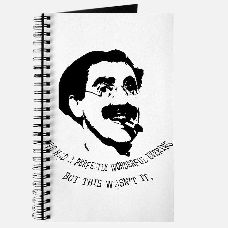 Cute Groucho marx Journal