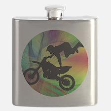 Unique Bikes Flask