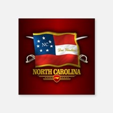 North Carolina DV Sticker