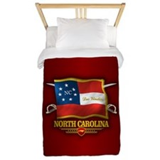 North Carolina DV Twin Duvet