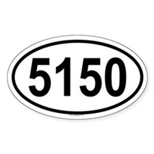 5150 Decal