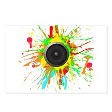 See The Music! Postcards (Package of 8)