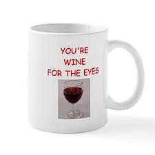 wine lover Mugs