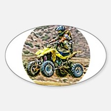 ATV Off Roading Decal