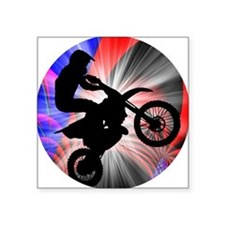 Motocross Going Loopy Sticker