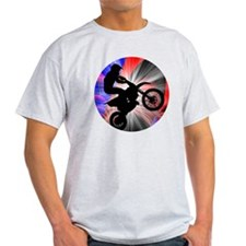 Motocross Going Loopy T-Shirt