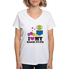 Book Club Bookworm Shirt