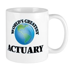 World's Greatest Actuary Mugs