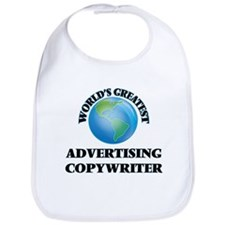 Cute Web copywriter Bib