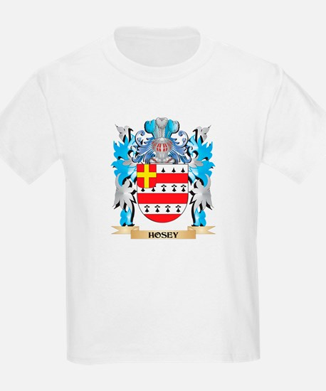 Hosey Coat of Arms - Family Cres T-Shirt