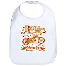Roll With It Bib
