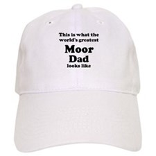 Moor dad looks like Baseball Cap