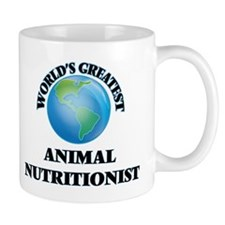 World's Greatest Animal Nutritionist Mugs