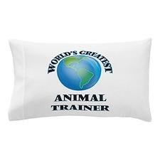 Unique Animal trainer Pillow Case