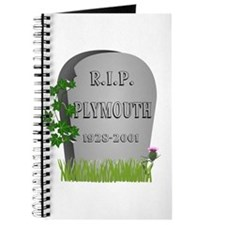 R.I.P. Plymouth Journal