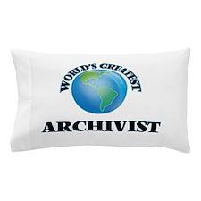 Unique Archivist Pillow Case