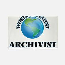 World's Greatest Archivist Magnets