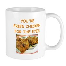 fried chicken lover Mugs