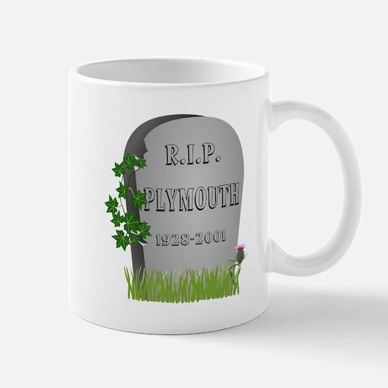 R.I.P. Plymouth Mugs
