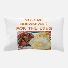 breakfast lover Pillow Case