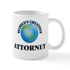 World's Greatest Attorney Mugs