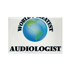 World's Greatest Audiologist Magnets