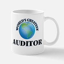 World's Greatest Auditor Mugs