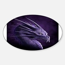 purple dragon Decal