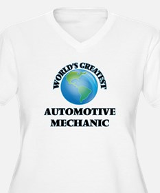 World's Greatest Automotive Mechanic Plus Size T-S