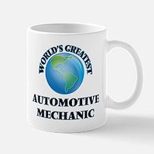 World's Greatest Automotive Mechanic Mugs