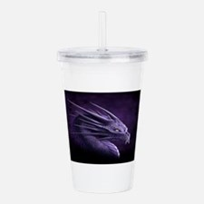 Cute Dragons Acrylic Double-wall Tumbler