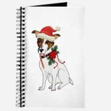 Jack Russell Christmas Journal