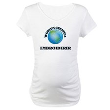 World's Greatest Embroiderer Shirt