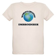 World's Greatest Embroiderer T-Shirt