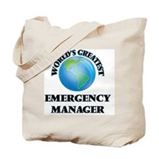 Unique Emergency managers Tote Bag