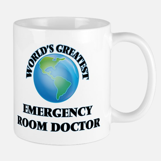 World's Greatest Emergency Room Doctor Mugs