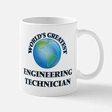 World's Greatest Engineering Technician Mugs