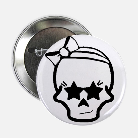 "Cool Psychobilly 2.25"" Button"