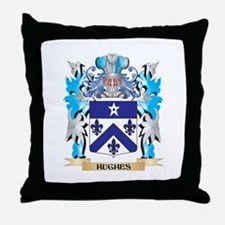 Cute Family history Throw Pillow