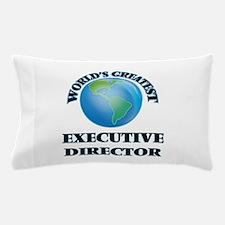 Cute World%27s greatest director Pillow Case