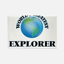 World's Greatest Explorer Magnets