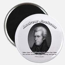 """Andrew Jackson 03 2.25"""" Magnet (100 pack)"""