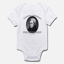Andrew Jackson 03 Infant Bodysuit