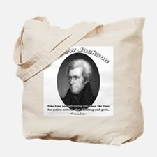 Andrew Jackson 03 Tote Bag