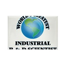 World's Greatest Industrial R & D Scientist Magnet
