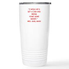 marxism Travel Mug