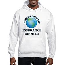 Cute Group life insurance broker Hoodie