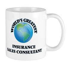 World's Greatest Insurance Sales Consultant Mugs