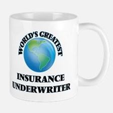 World's Greatest Insurance Underwriter Mugs